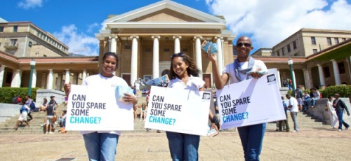 Capitec Bank Speak Up campaign