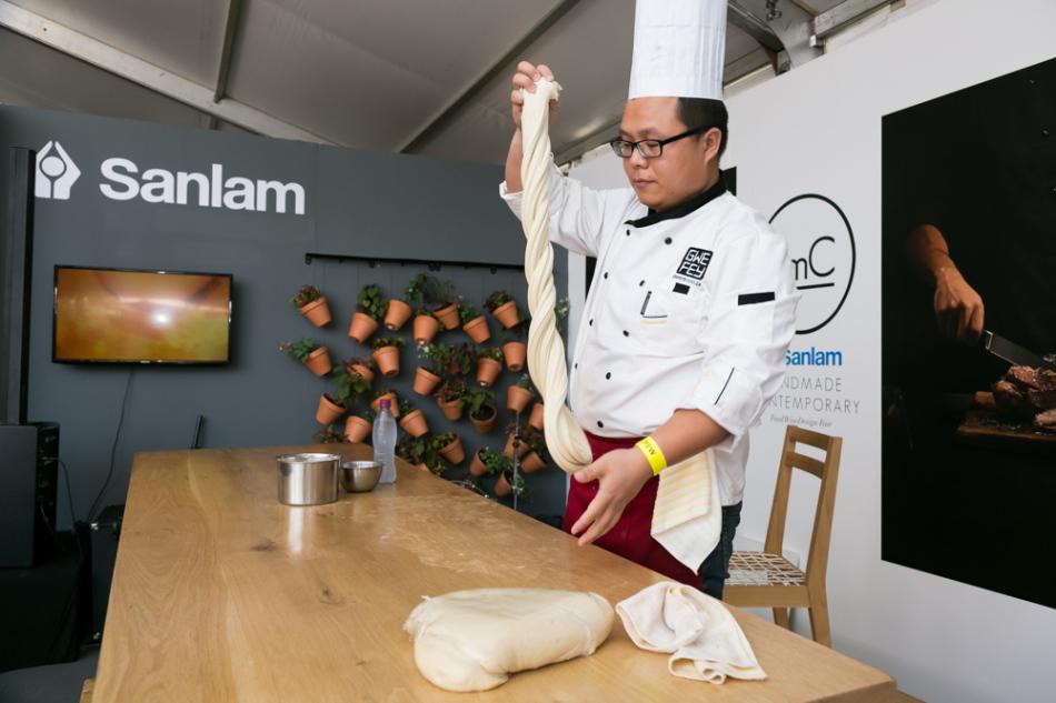 Sanlam Handmade Contemporary FoodWineDesign Fair 2014