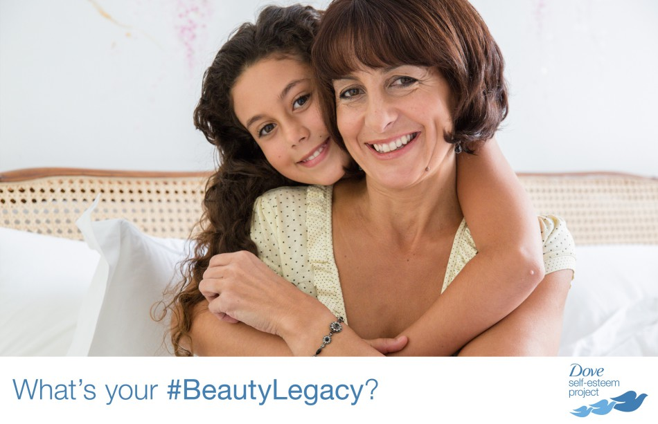 Dove beauty legacy