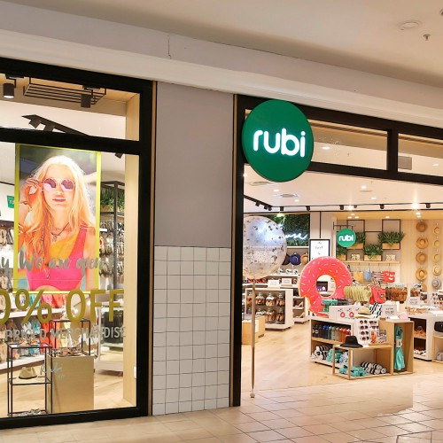 New Rubi by Cotton On store