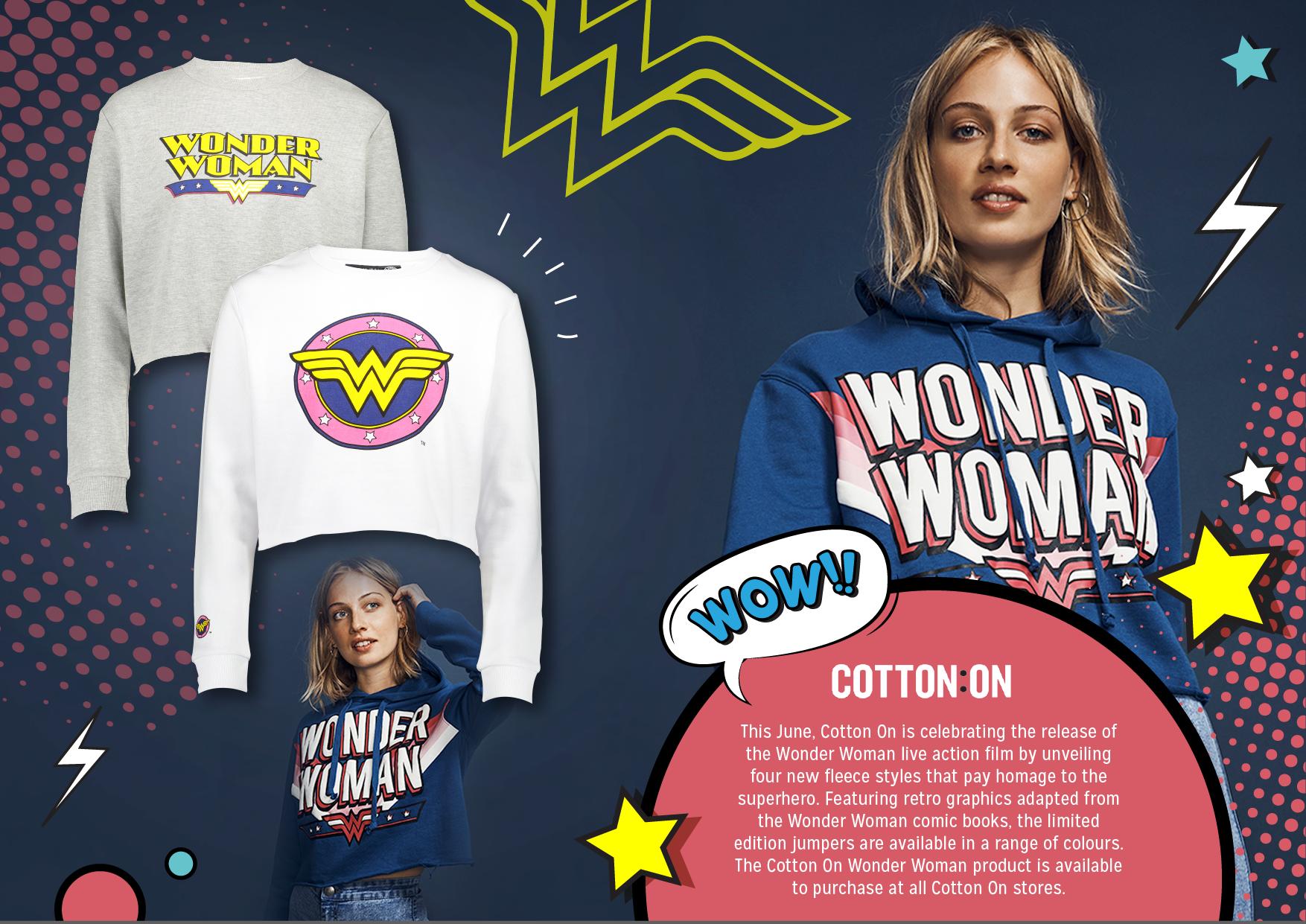 Wonder Woman Board V2-01