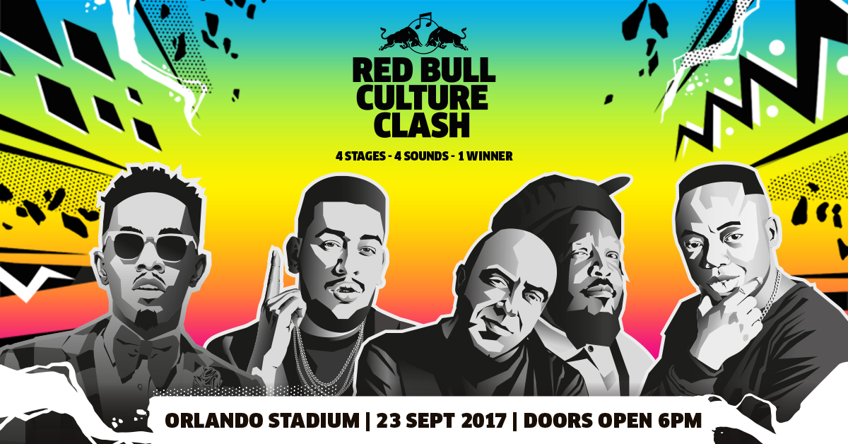 Red Bull Culture Clash 2017