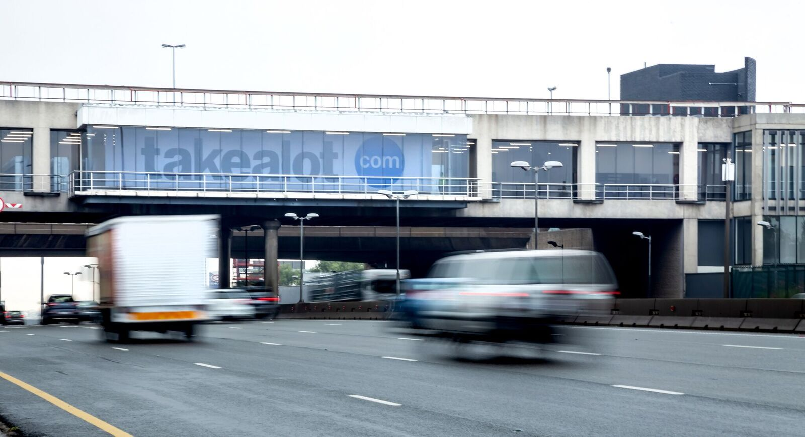 Takealot New Road