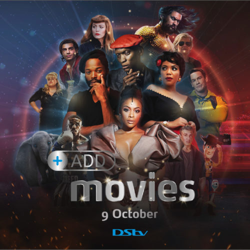 DStv ADD movies