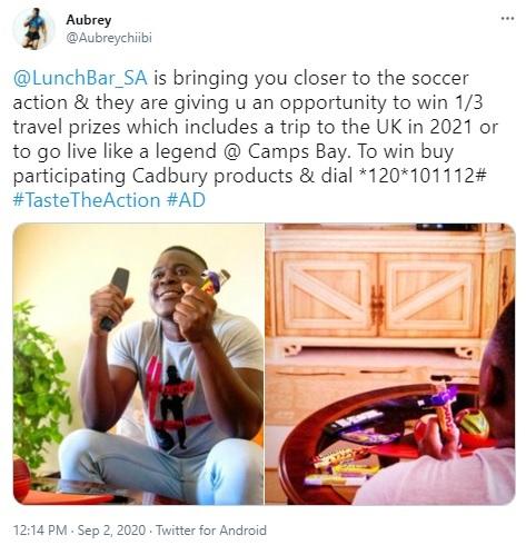 Cadbury Taste the Action